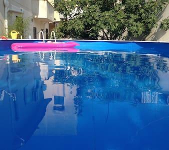 Accogliente casa vacanze & piscina. Stardust Home. - Rumah