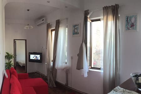 Double room in Cismigiu