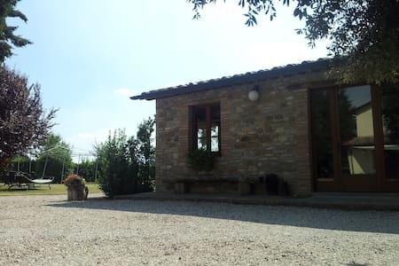 Casetta nell'Alta Valle del Tevere - Apartment