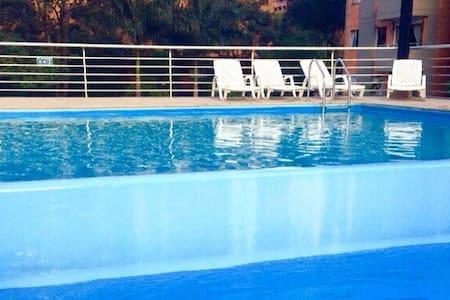 MDE Room El Poblado, Gym & Pool (2) - Appartamento