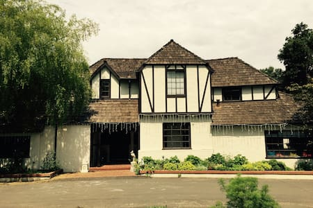 Beautiful Atherton Tudor Home
