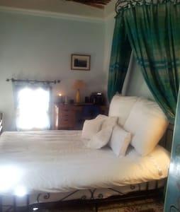 Chambre privative dans un beau riad - House