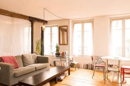 Cosy loft in lively neighbourhood - Paris - Loft