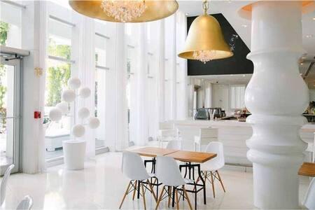 One Bed Apt 3 - Miami Beach - Appartement