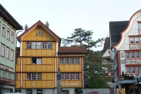 Guestrooms in the heart of Appenzel - Appenzell - Rumah
