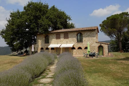 Podere Grignano, beautiful Tuscany. - Volterra