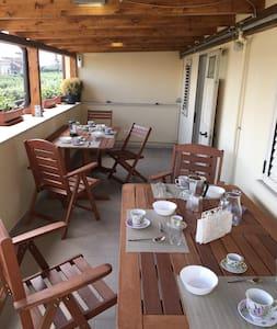 La Terrazza sul Borgo - Stanza Vela - Bed & Breakfast