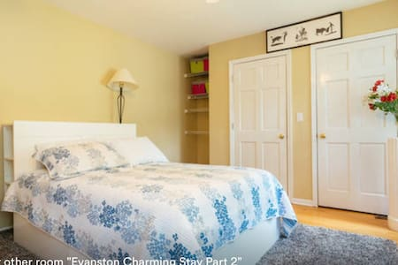 Charming Evanston stay PART 2 - Evanston - Haus