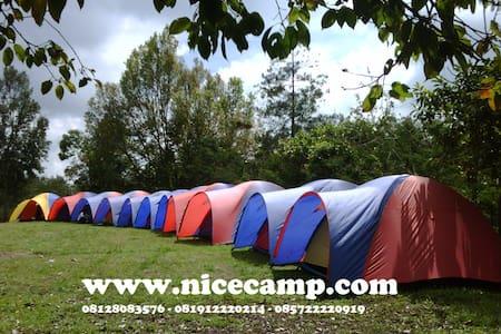 Tenda Camping Cibodas CampGrounds - Çadır
