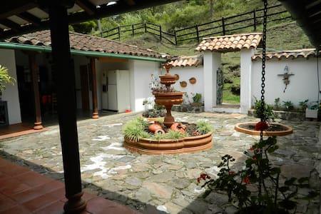 Traditional styl Villa, Rionegro, Arví, Airport - Santa Elena