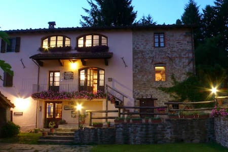 Camera B&B in Agriturismo - Bed & Breakfast