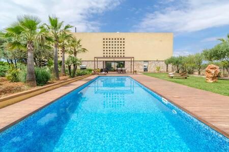 AGAVE - Apartment for 4 people in Algaida. - Apartmen
