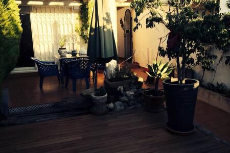 HAB con  baño, 2 camas + supletoria- CABO DE PALOS - Casa a schiera