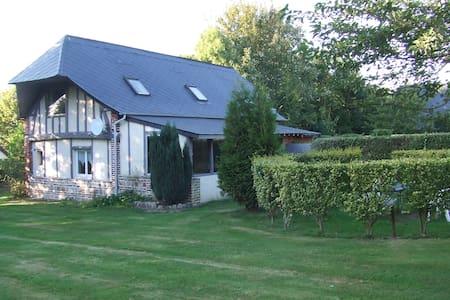 Gite De la linerie - Saint-Pierre-le-Viger - House