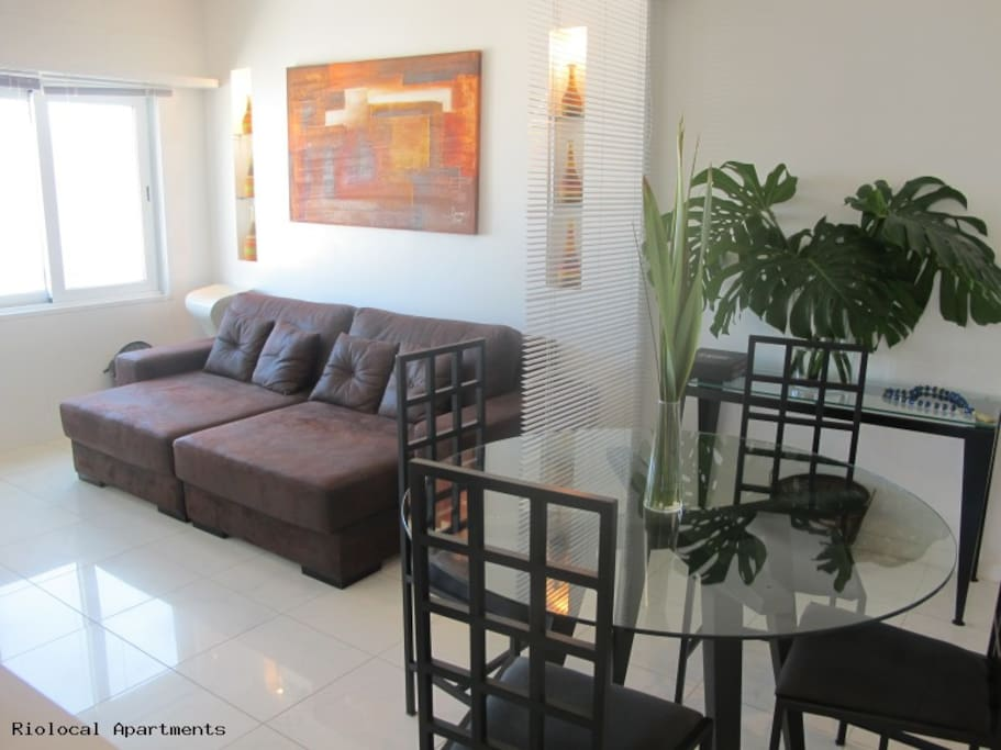 Ipanema 1BR With Great Views - 598