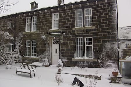 Haworth Bronte Pennine Way Retreat - Huis