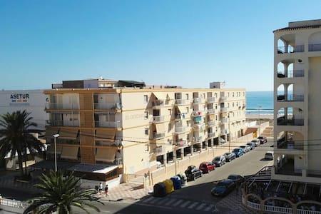 Habitacion 2pax, piscina, 50m playa - Xeraco - Apartment