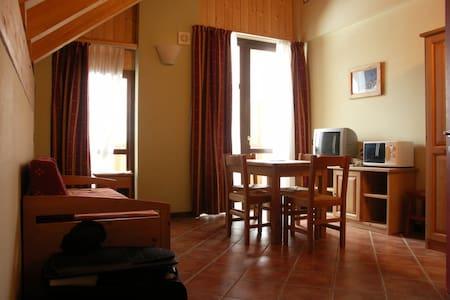 Elegante bilocale 4 posti letto - Wohnung