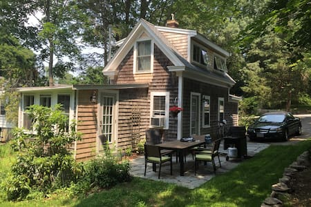 Small cottage on quiet lane - Duxbury - Dom