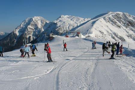 Best skiing in Slovenia! - Hrib