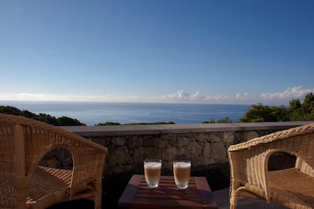 Neues Ferienhaus auf Pico / Azoren - Pico Manhena - Hus