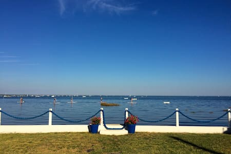 Villa**** sur la plage à Claouey - Lege-Cap-Ferret - Villa