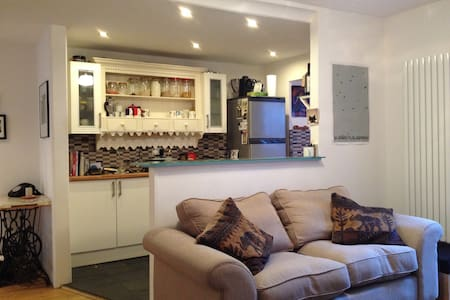 Lovely flat, centrally located. - Brighton - Apartment