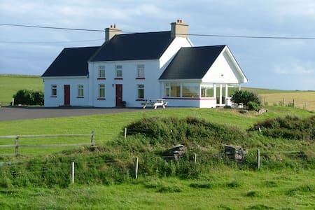 Remote Cottage with Super Sea Views - County Donegal
