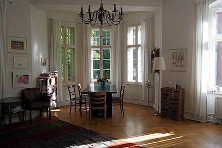 Generous bright flat in P-Berg