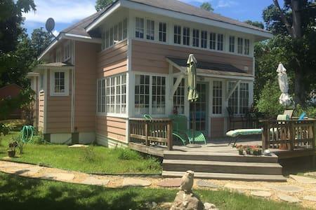 Bay Holiday - Shady Side - Rumah
