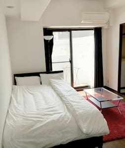 Very near to Osaka Castle, and large park!! - Apartament