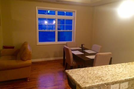 Downtown condo - Greensboro - Appartement