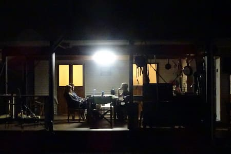 Fraser Island Holiday Home, Happy Valley,  Qld. - House