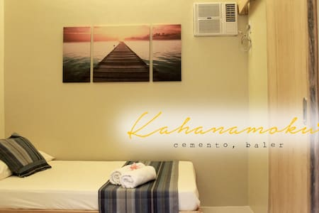 Kahanamoku Inn - Room 4 - Bed & Breakfast