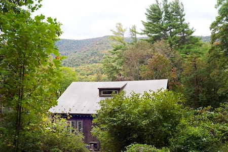 Catskill Arts & Crafts w/ Views - House