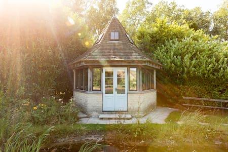 Garden refuge in style - Cabin