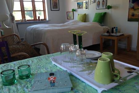 Large room in a villa near the sea - Casa