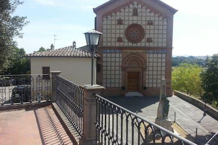 Casa in stupendo paesino medievale - Castiglione della Valle - Apartment