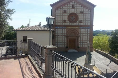 Casa in stupendo paesino medievale - Apartamento