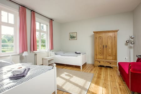 Brauhaus am Schloss Gartow - Appartamento