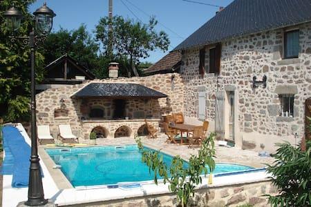 Chambres d'hôtes Meix Jeannin - Alligny-en-Morvan - Casa