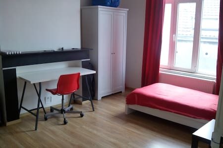 cocon center double +single bed