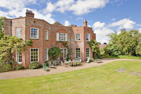 Baldon House- Country Residence - Marsh Baldon