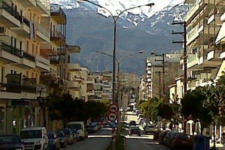 Hellas Palace Apartemnts Sparta Greece - Wohnung