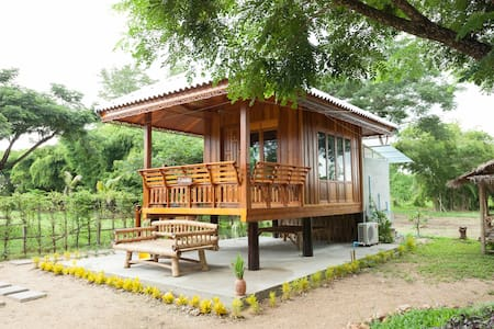 สวนไผ่โฮมสเตย์ BAMBOO HOMESTAY - Tambon Ban Paen - Bed & Breakfast