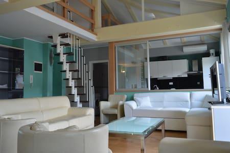 Luxury apartment on the beach 3 - Ika - Apartamento