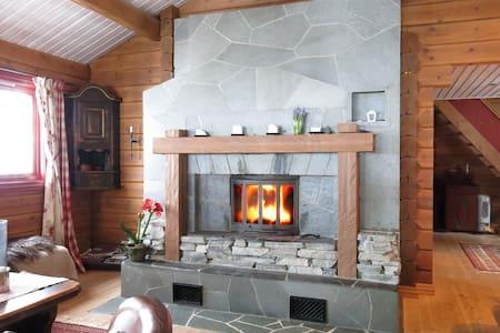 Bonderomantisk hytte Hallingskarvet - Hol - Sommerhus/hytte