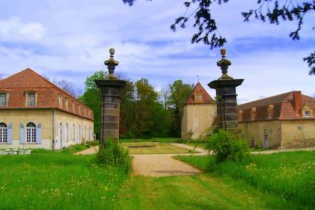 Château de Fontnoble - Larrons - Castillo