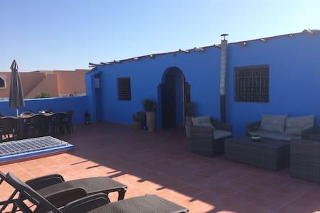 MarocOasis BunkBeds - Bed & Breakfast
