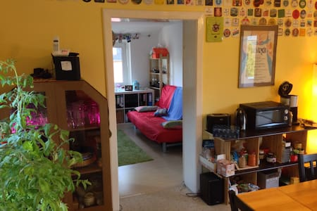 Cozy room in studential atmosphere - Osnabrück - Apartamento